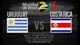 Download Video Costa rica vs Uruguay brasil 2014 MP3 3GP MP4