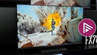 Panasonic launch FX600, FX700, FX750, FX780 LED LCD TVs & UB9000 THX 4K Blu-ray Player