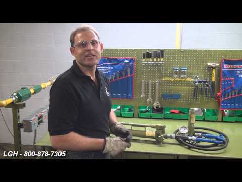 Troubleshooting Hydraulic Cylinders & Pumps