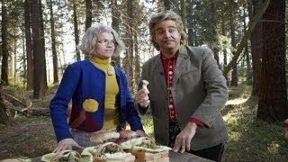 Pilze im Wald - Wolfgang und Anneliese