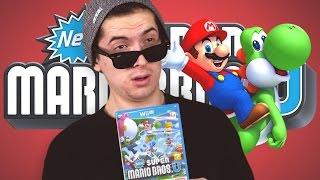 BOOSTER KONG • New Super Mario Bros U Gameplay