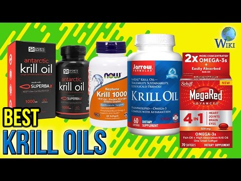 10 Best Krill Oils 2017