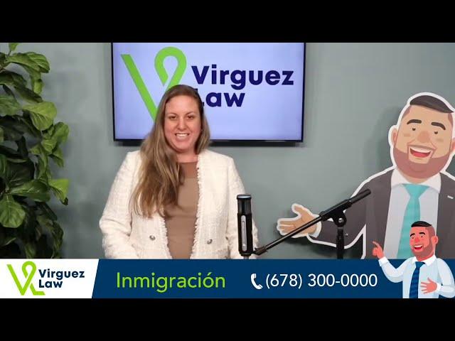 Explicando la visa U, proceso consular, asilo, permiso de trabajo, ciudadanía, visa K 2, VAWA y más