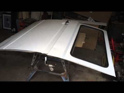 VW T25 Chassis & Body Repair - Sliding Door Rust & Hidden Surprises - Part 27