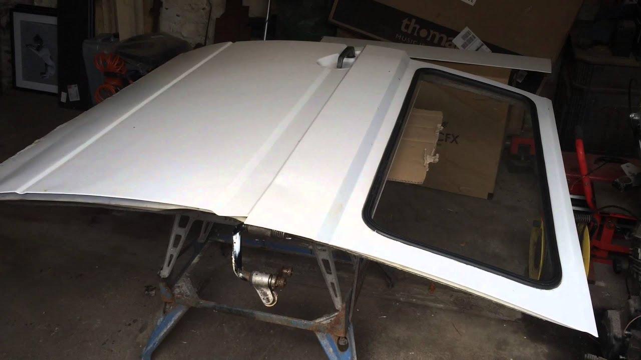 Vw T25 Chassis Body Repair Sliding Door Rust Hidden Surprises
