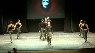 Che Guevara Performance Part 1 - Salsa Jordan Team
