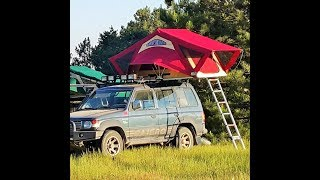 RodopiC&er Roof Top Tents | Mart Standard & Rooftop Tents - Yahihi