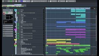 Hardwell ft  Chris Jones   Young Again (Cubase Template)