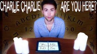 CHARLIE CHARLIE CHALLENGE | GIANMARCO ZAGATO