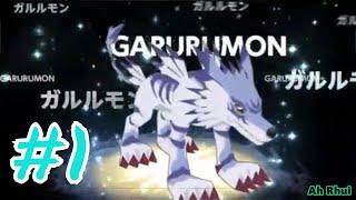 Digimon adventure PSP 2013 storyline gameplay 01 walkthrough No Commentary