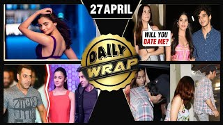 Ranbir Alia Movie Date, Janhvi On Dating Ishaan, Avengers Endgame Screening | Top 10 News