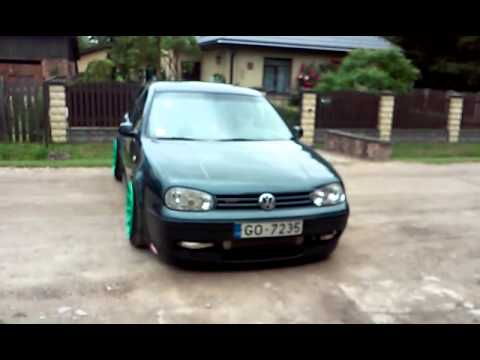 Mk4 GOLF xxr 527 1.8T - YouTube