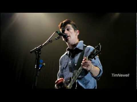 Arctic Monkeys (HD 1080) Crying Lightning - Milwaukee 2012-05-16 - Bradley Center
