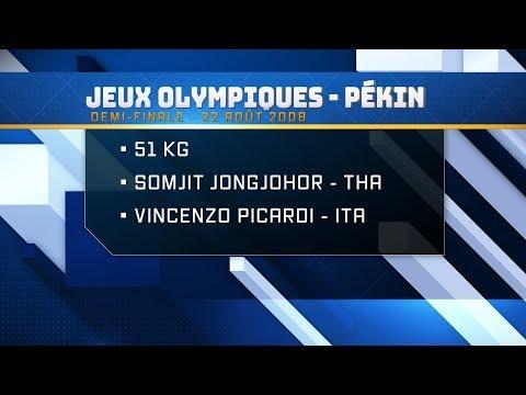 J.O. Pékin - Demi-finale