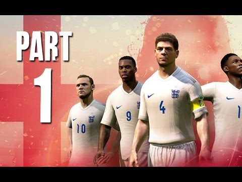 EA Sports 2014 FIFA World Cup Walkthrough Part 1 - Group Stages 360/PS3