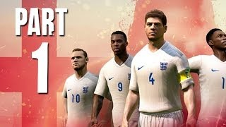 Video EA Sports 2014 FIFA World Cup Walkthrough Part 1 - Group Stages 360/PS3 download MP3, 3GP, MP4, WEBM, AVI, FLV Juni 2017