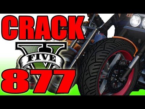GTA 5 ПИРАТКА   Байкеры, Лихачи и Трюкачи, CRACK 877 RELOADED v 1.36  Лоурайдеры