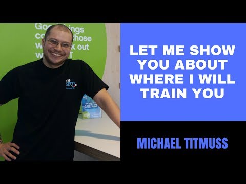Michael Titmuss - A Freelance Personal Trainer at the Gym, London Croydon Purley Way.