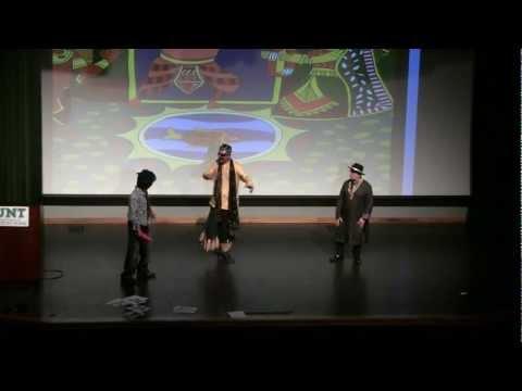 OSA Drama Festival Southwest Chapter 2012 - Dallas Drama 'Akala Kusmanda'