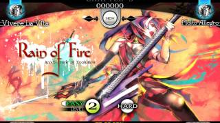 Cytus: 03 - Rain of Fire (Acoda: Heir of Evolution) [Chapter S: Symphony]