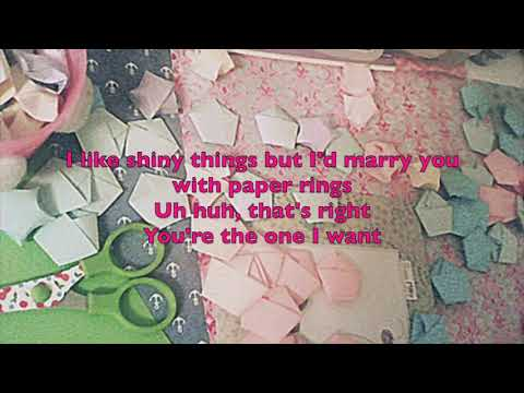 Paper Rings - Taylor Swift (Lyrics)