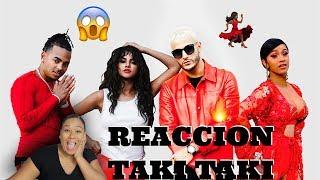 DJ Snake feat Selena Gomez, Ozuna & Cardi B - Taki Taki (Audio) reaccion