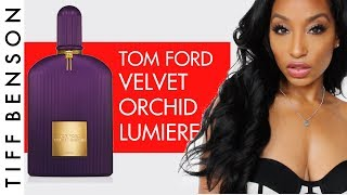 TOM FORD VELVET ORCHID LUMIERE PERFUME REVIEW | TOM FORD PERFUME REVIEW, velvet orchid