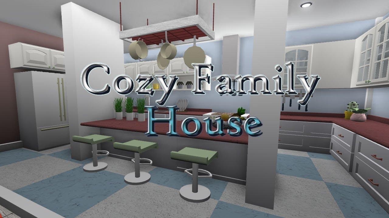 Cozy Family House 112k - YouTube