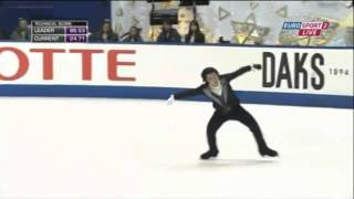 Takahito Mura 無良崇人 FS NHK Figure Skating Performance.