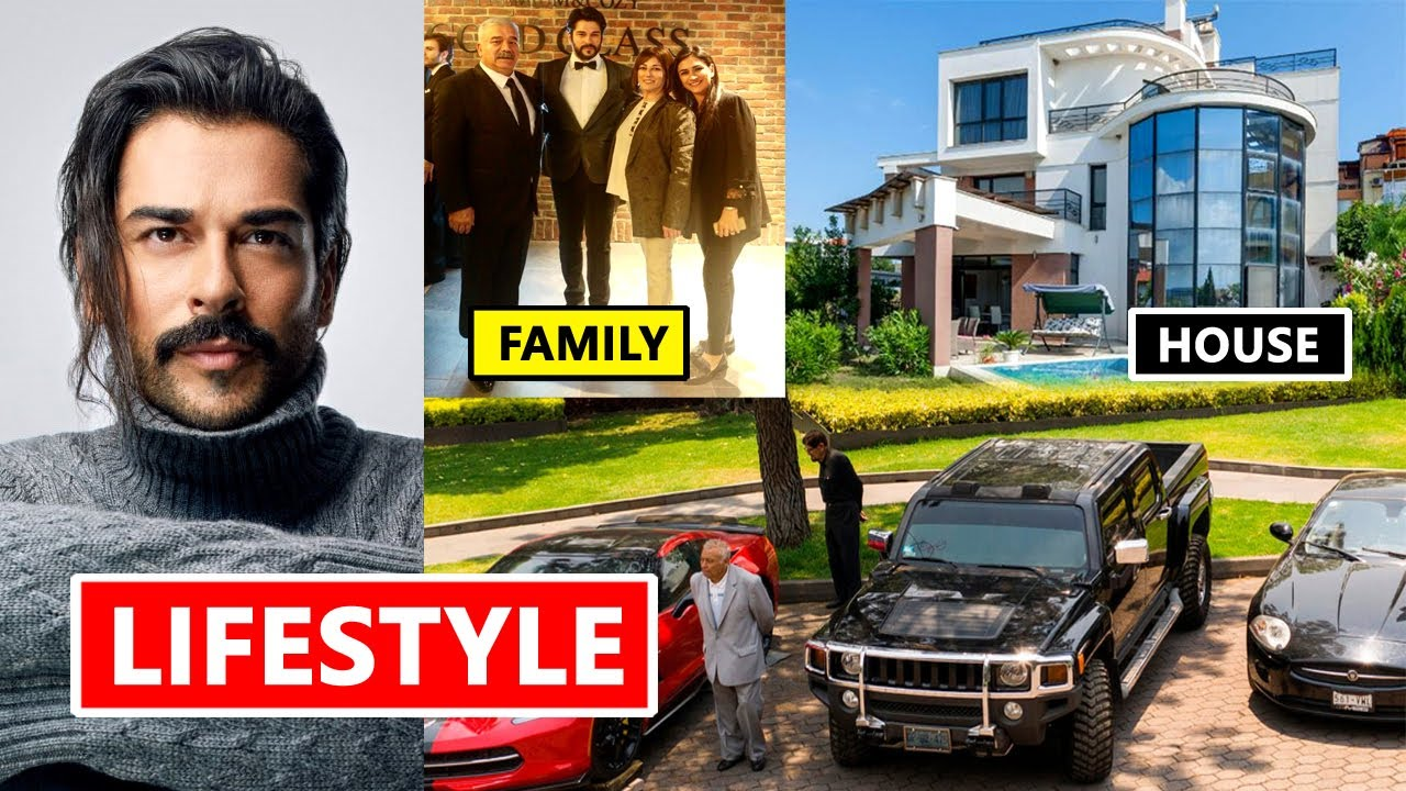 Burak Özçivit Lifestyle 2020, Wife, Income, Son, House, Cars, Family, Biography, Series & NetWorth