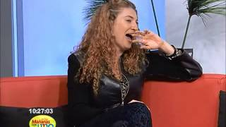 Adriana Arango nos cuenta su historia en la televisión