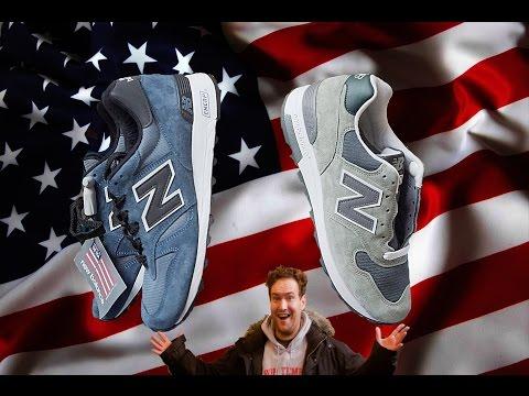 Ноябрь 2016. Новинки RockAir. New Balance 1300 и  1400 Made in USA.  7 сезон.