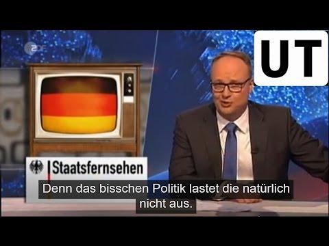 Heute-Show 30.01.2015 mit selbsterstellten deutschen Untertiteln UT