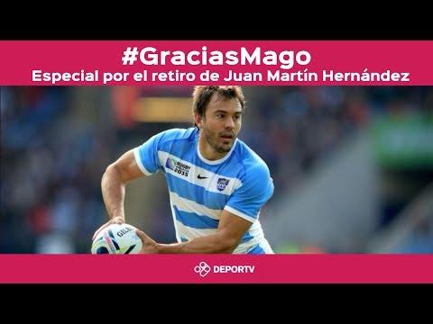 #GraciasMago - Capítulo de #LeyendasXv en homenaje a Juani Hernández