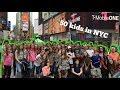 50 Teens VS NYC