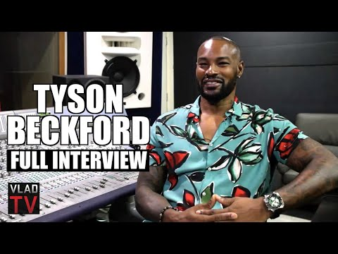 Tyson Beckford on Being Face of Polo, Dating Kim K, Kanye &