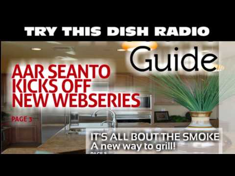 Try This Dish Foodie Radio with guest Raw Travel TV Host Robert Rose