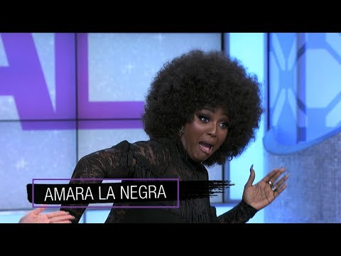 Monday on 'The Real': Amara La Negra