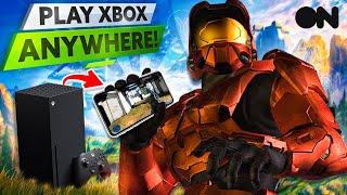 Xbox Cloud Streaming Update | PLAY XBOX GAMES ANYWHERE!