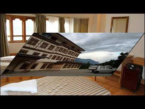 Hotel Pema Karpo Punakha, Bhutan(Diganta Travels)