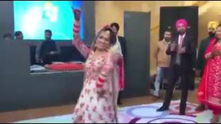Punjabi Wedding Song And Dance