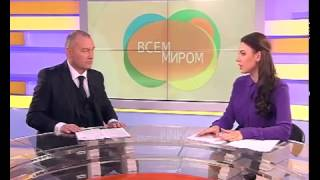 Пенсионерам Донбасса - голодная старость? Программа «Всем миром» телеканала «Донбасс»