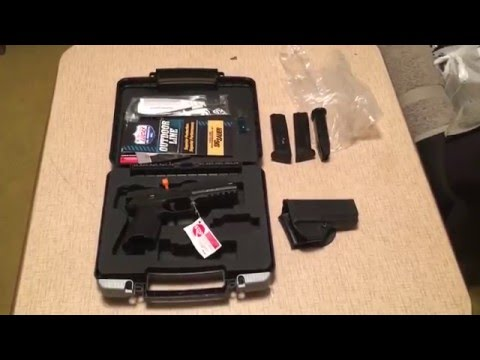 SIG P320 Unboxing