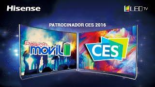 Hisense y sus novedades en CES 2016