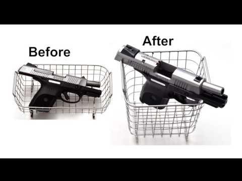 SharperTek Ultrasonic Gun Cleaners