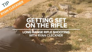 Prone Position: Getting Set On The Rifle | Long-range Rifle Shooting With Ryan C
