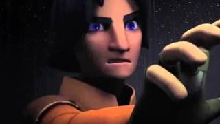 Darth Maul teaching Ezra the Sith code