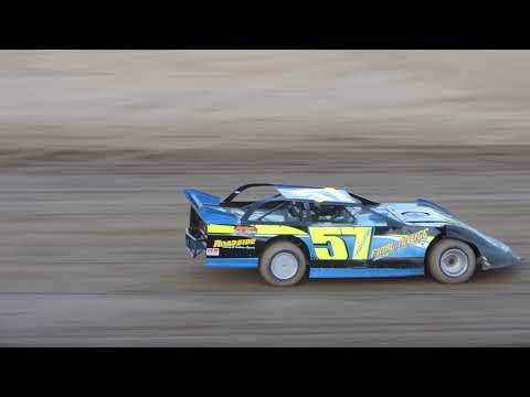 April 28, 2018 Independence Motor Speedway Late Model Heat