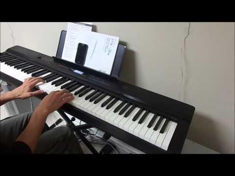 Yanni ~Nightingale Piano cover