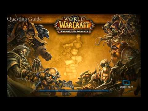 World Of Warcraft A Vision of the Past